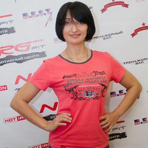 Людмила Борзецова