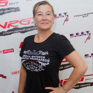 Ольга Богославец