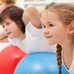 Детский фитнес в Новосибирске